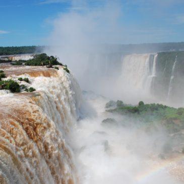 Iguazu, Mère Nature à la baguette
