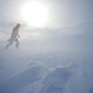Interview Alexander : ingénieur satellite en Antarctique !