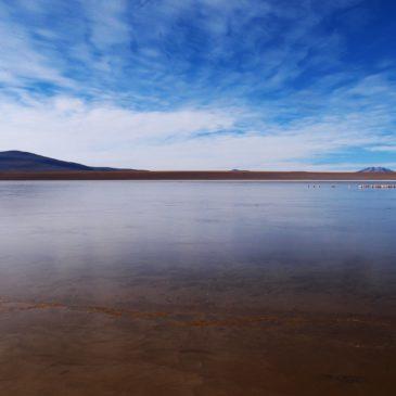 Sur les sommets boliviens, l'Eden